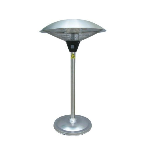 1,500 Watt Infrared Tabletop Electric Patio Heater