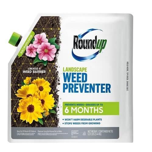 Roundup Landscape Weed Preventer