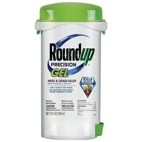 Roundup Precision Gel Weed and Grass Killer