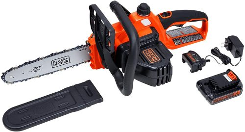 Black+Decker LCS1020 Cordless Chainsaw
