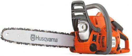 Husqvarna 120 Mark II Gas Chainsaw