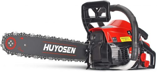 Huyosen Gas Powered Chainsaw