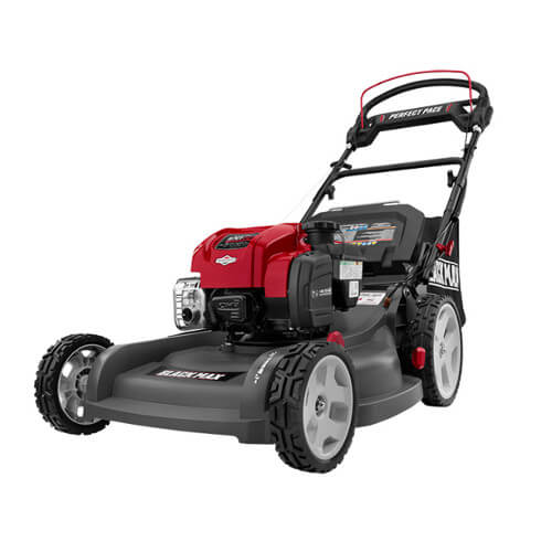 Black Max 21-inch 163cc Perfect Pace Gas Mower