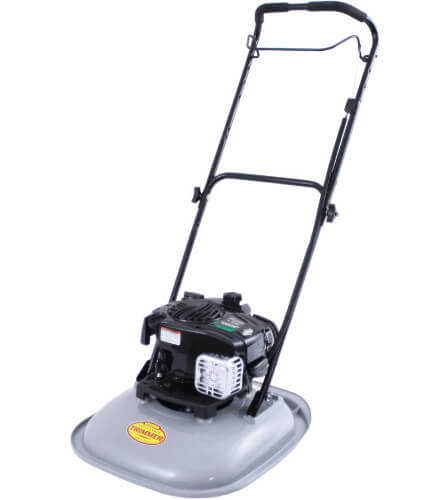 California Trimmer Gas Hover Lawn Mower