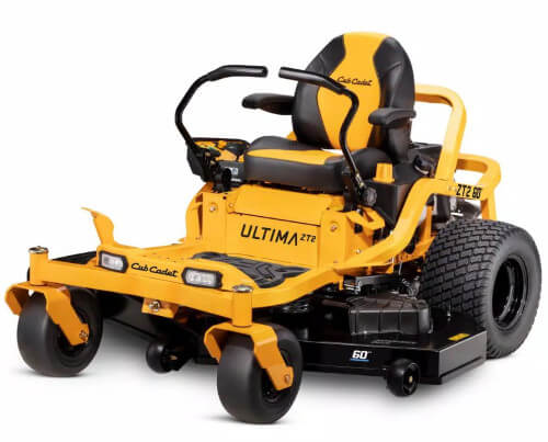 Cub Cadet Ultima ZT2 60 Zero Turn Riding Lawn Mower
