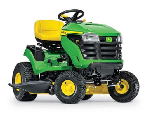 John Deere S100 Gas Hydrostatic Lawn Tractor