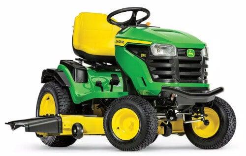 John Deere S180 ELS Gas Hydrostatic Lawn Tractor