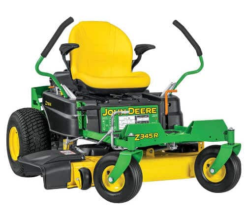 John Deere Z345R Zero-Turn Gas Riding Lawn Mower