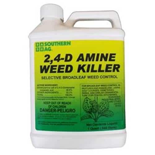 SA 2,4-D Amine Weed Killer Herbicide