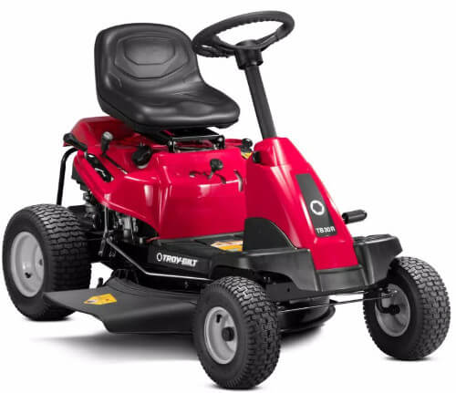 Troy-Bilt TB30R riding lawn mower