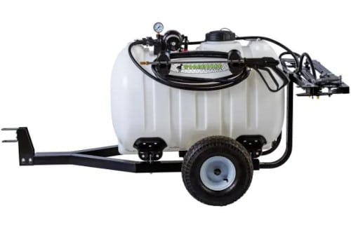 Workhorse Trailer Sprayer for Lawn Tractors